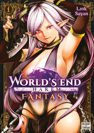 World's end harem Fantasy - Edition semi-couleur T01