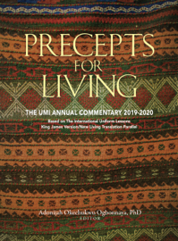 Precepts for Living (2019-2020)