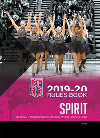 2019-20 NFHS Spirit Rules Book