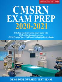 CMSRN Exam Prep 2020-2021