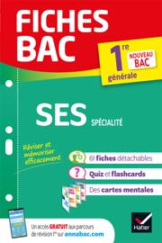 Fiches bac SES 1re (spécialité)