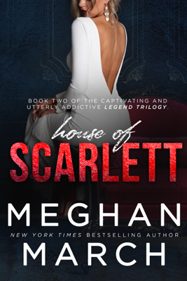 Meghan March - House of Scarlett book