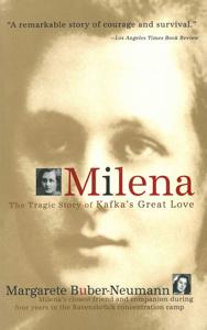 Milena Book Cover