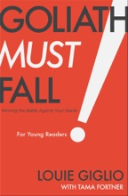 Goliath Must Fall For Young Readers