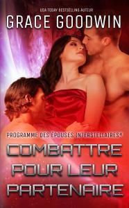 Combattre pour leur partenaire La couverture du livre martien