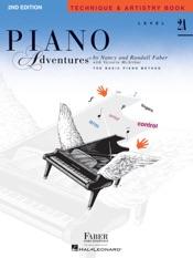 Piano Adventures : Level 2A - Technique & Artistry Book
