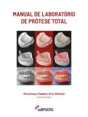 Manual de laboratório de prótese total Book Cover