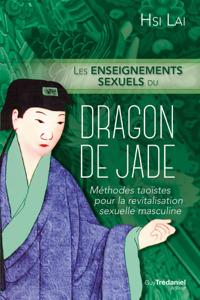Les enseignements sexuels du dragon de Jade La couverture du livre martien
