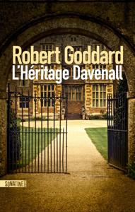 L'Héritage Davenall La couverture du livre martien