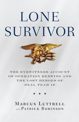 Lone Survivor book cover