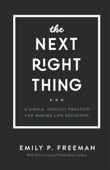 Next Right Thing Book Cover