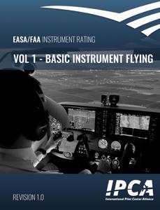 EASA/FAA Instrument Rating Manual
