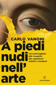 A piedi nudi nell'arte Copertina del libro