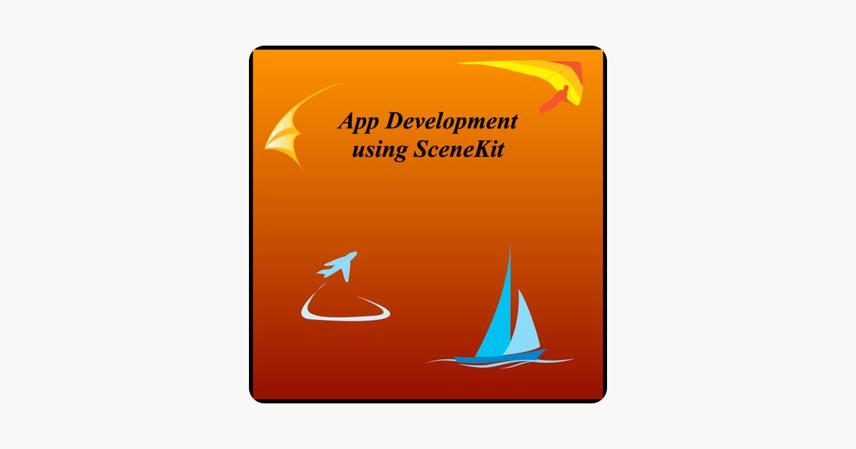 App Development using SceneKit