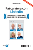 Fai carriera con Linkedin Book Cover