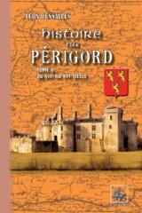 Histoire du Périgord (Tome 2)