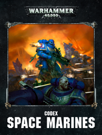 Codex: Space Marines (Enhanced Edition) - Games Workshop book summary