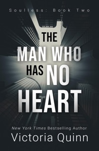 The Man Who Has No Heart Book Cover