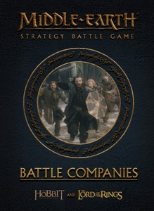 Middle-earth™ Strategy Battle Game: Battle Companies Book Cover