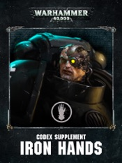 Codex Supplement: Iron Hands (Enhanced Edition)