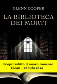 La biblioteca dei morti Book Cover
