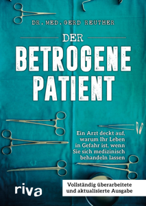 Der betrogene Patient Libro Cover