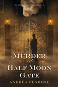 Murder at Half Moon Gate Book Cover