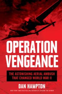 Operation Vengeance Copertina del libro