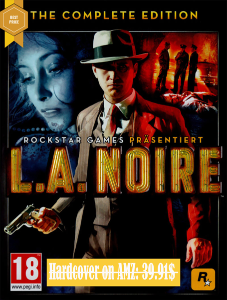 Official L.A. Noire: Player's Handbook