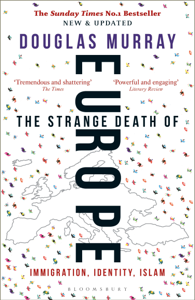 The Strange Death of Europe Libro Cover