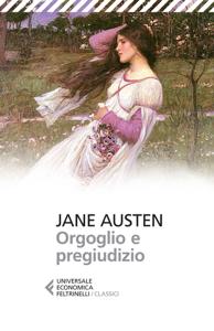 Orgoglio e pregiudizio Book Cover