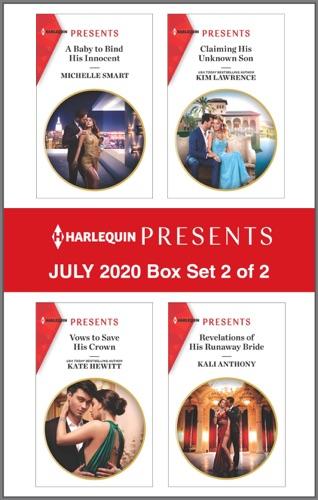 Michelle Smart, Kate Hewitt, Kim Lawrence & Kali Anthony - Harlequin Presents - July 2020 - Box Set 2 of 2