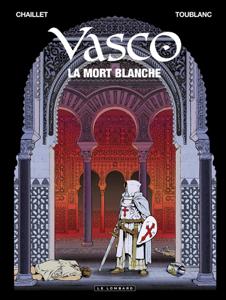 Vasco - Tome 23 - La Mort blanche La couverture du livre martien