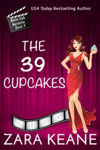 The 39 Cupcakes Book Cover