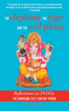 The Elephant, The Tiger, And The Cellphone