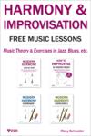 HARMONY and IMPROVISATION FREE MUSIC LESSONS