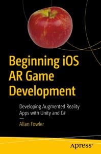 Beginning iOS AR Game Development Libro Cover