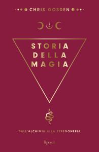 Storia della magia Copertina del libro