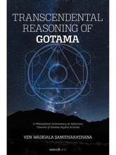 TRANSCENDENTAL REASONING OF GOTAMA