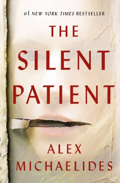 The Silent Patient - Alex Michaelides book cover
