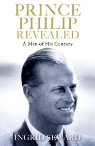 Prince Philip Revealed Couverture de livre