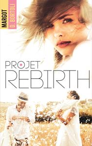 Projet Rebirth La couverture du livre martien