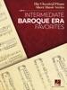 Intermediate Baroque Era Favorites: The Classical Piano Sheet Music Series