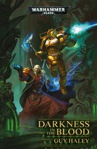 Darkness in the Blood Book Cover