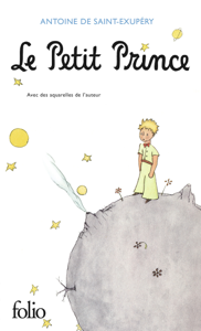 Le Petit Prince La couverture du livre martien