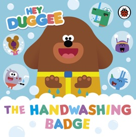 Hey Duggee The Handwashing Badge