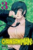 Chainsaw Man, Vol. 3 Book Cover