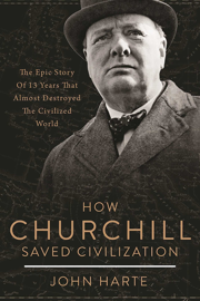 How Churchill Saved Civilization