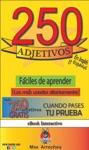 250 Adjetivos