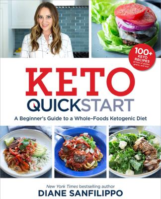 Keto Quick Start - Diane Sanfilippo book